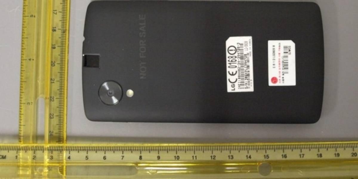 Operador filtra supuestas especificaciones técnicas del Nexus 5