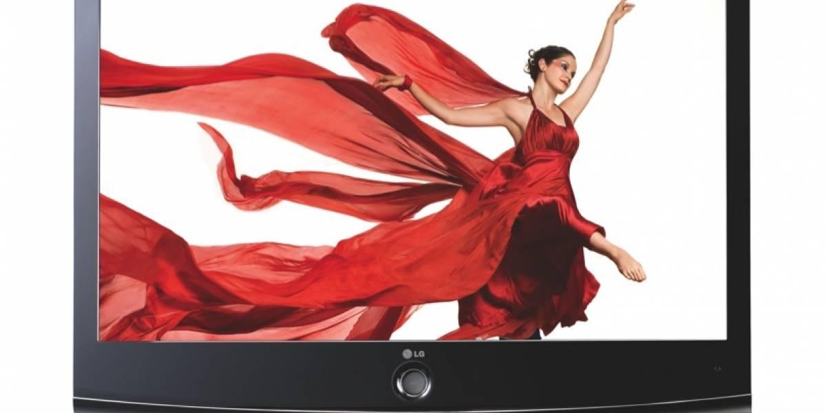 LG Scarlet 2.0: Nuevas pantallas LCD ultradelgadas