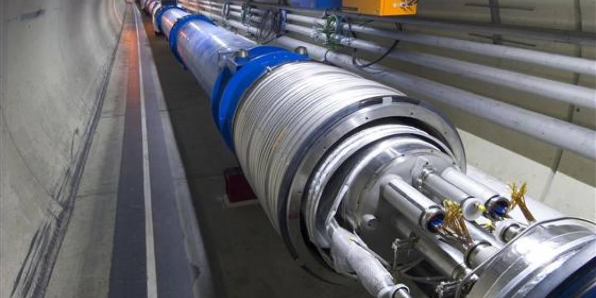 El Gran Colisionador de Hadrones comenzaría a funcionar en una semana