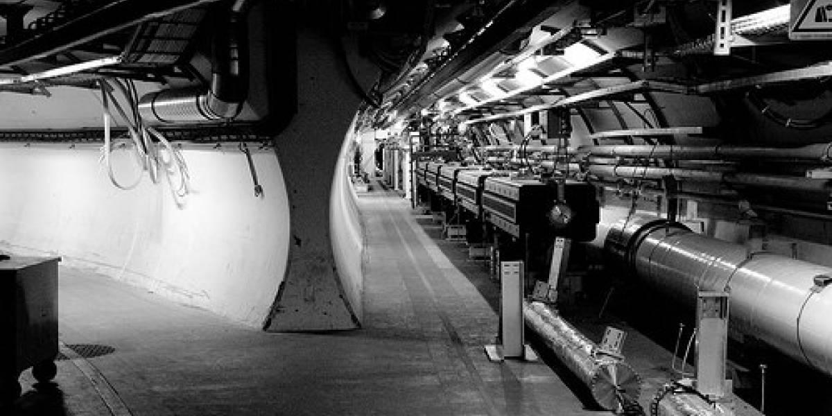 LHC rompe récord de energía