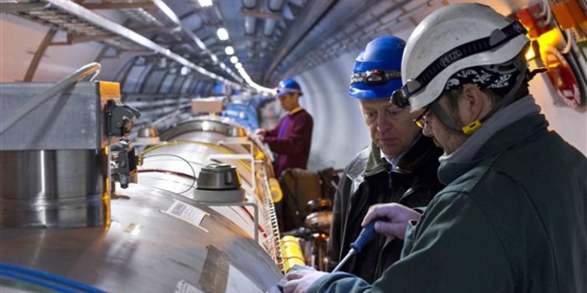 El LHC funcionará al menos durante 18 meses seguidos sin parar