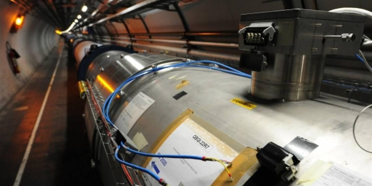 El LHC esta nuevamente operativo