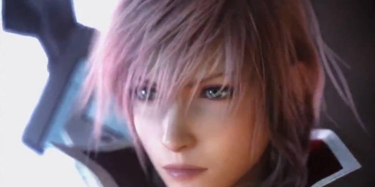 Lightning Returns: Final Fantasy XIII se deja ver en su primer tráiler