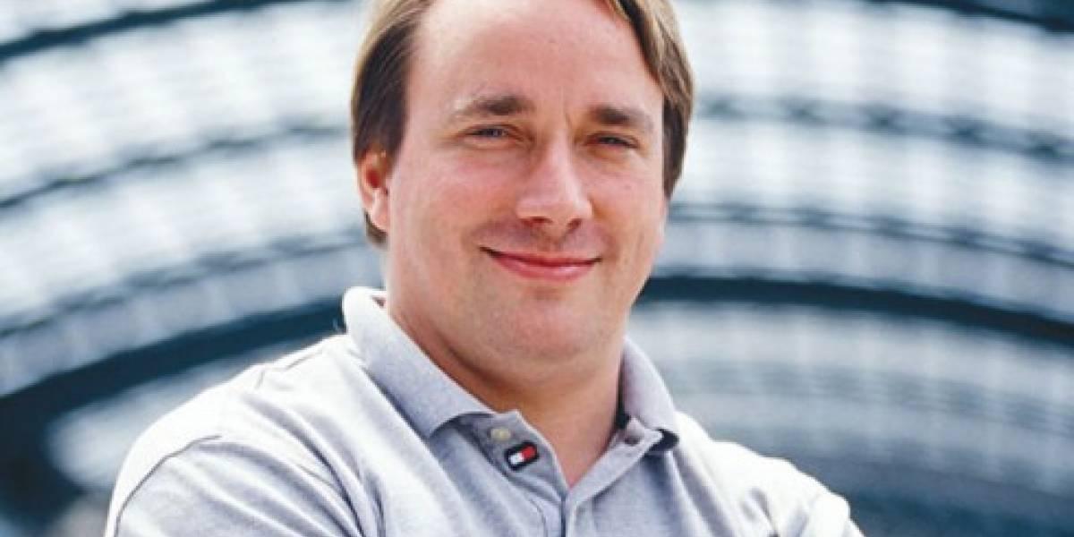 Linus Torvalds usa un Google Nexus One
