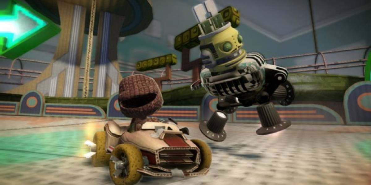 Gamescom 2012: Nuevo tráiler y novedades DLC de LittleBigPlanet Karting
