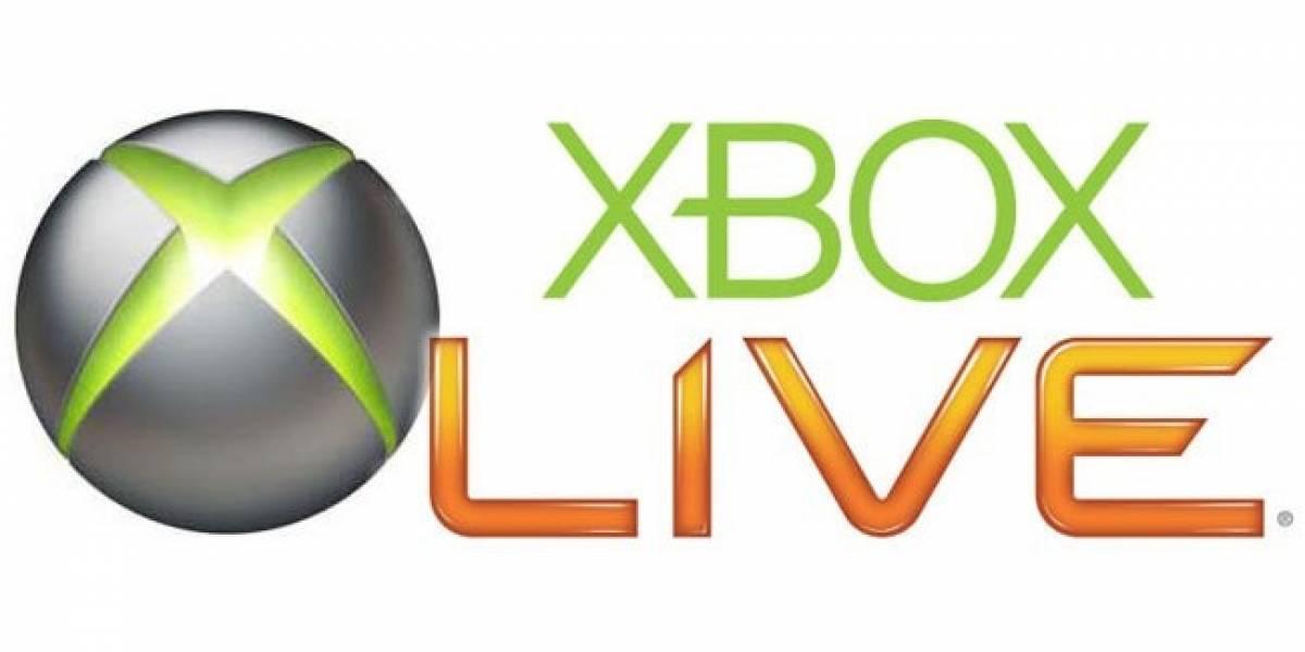 Microsoft se encuentra investigando los problemas de hoy en Xbox Live