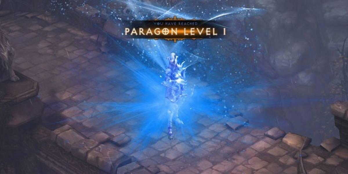 Cuidado viciados, Diablo III amplía el límite de nivel a 160
