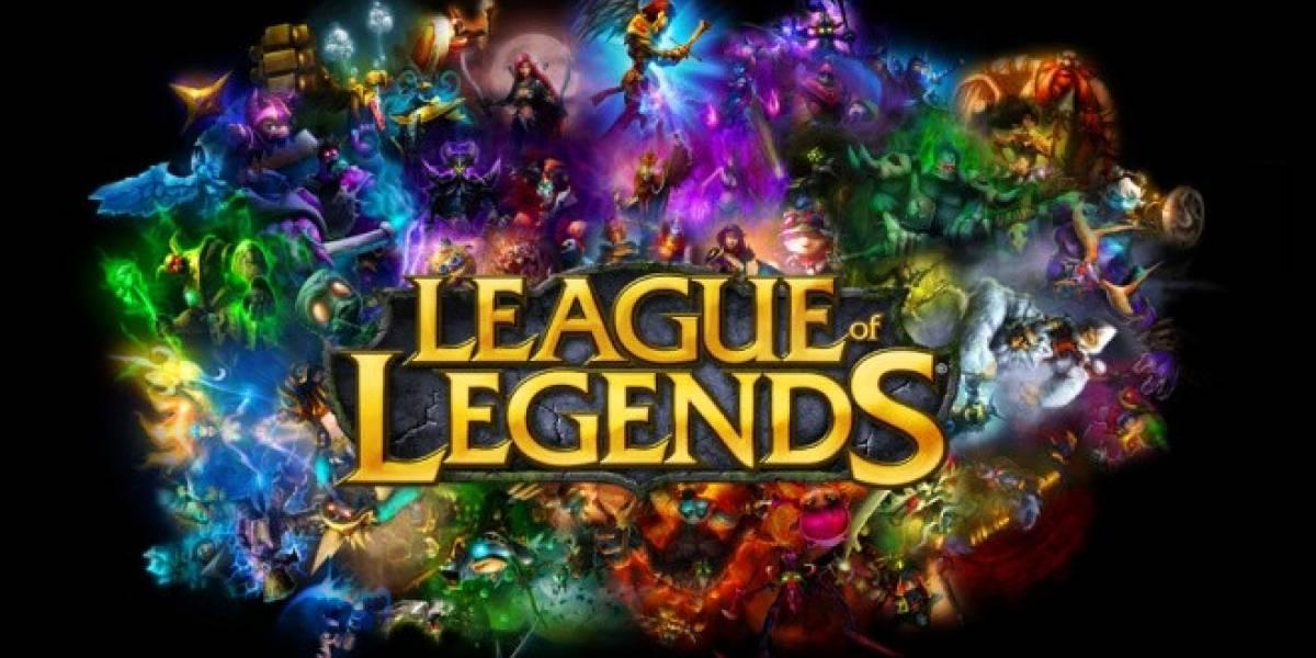 League of Legends fue el más jugado de los últimos 12 meses