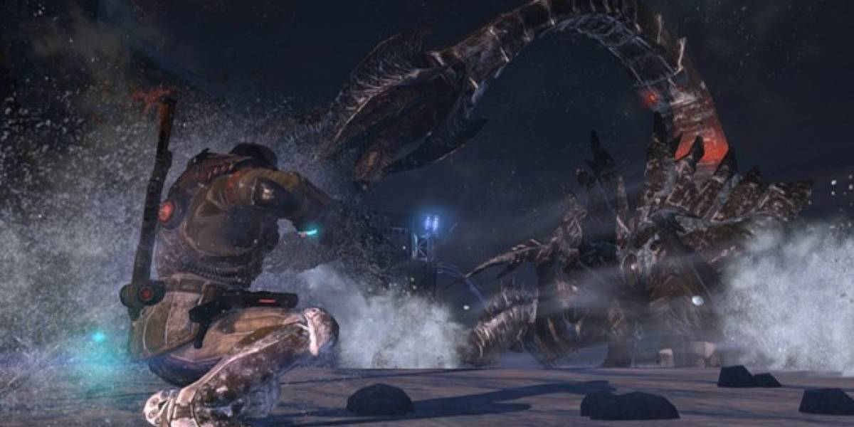 Pelea contra un escorpión gigante en el nuevo video con jugabilidad de Lost Planet 3