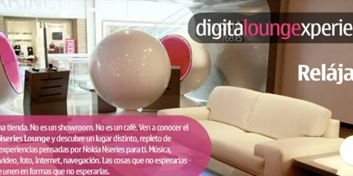 Las tiendas Nseries Lounge llegan a México
