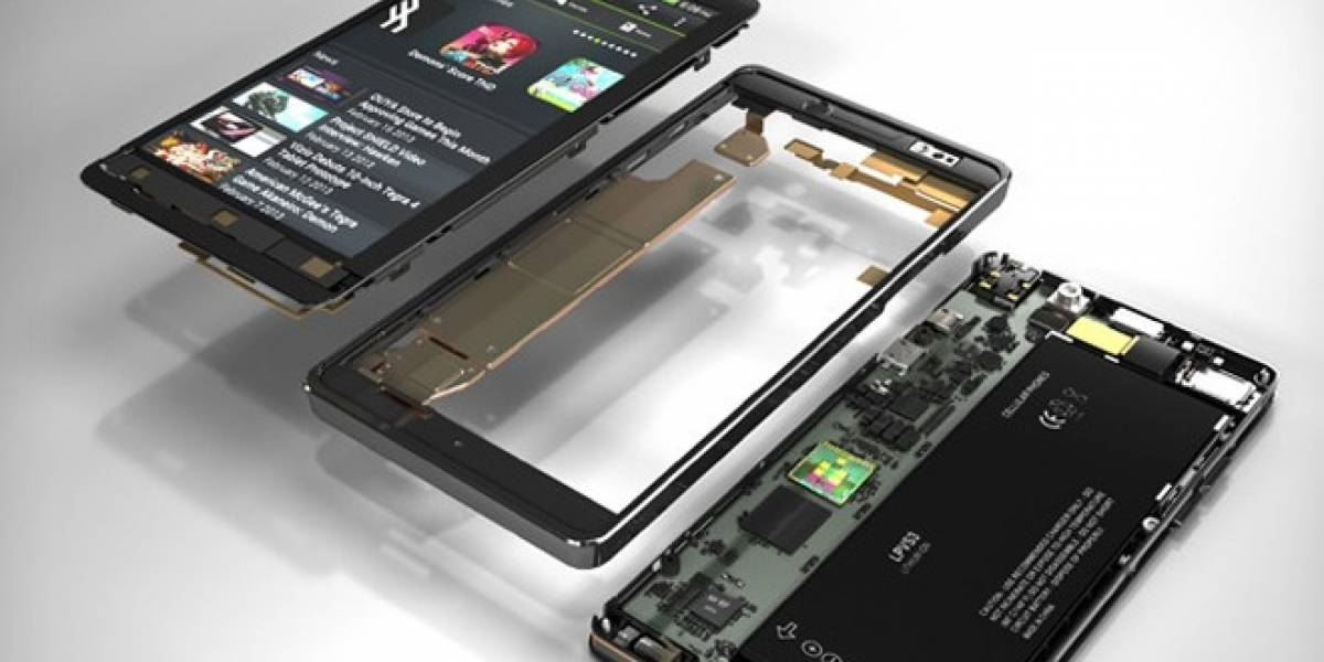 NVIDIA lanza Tegra 4i con chip LTE integrado