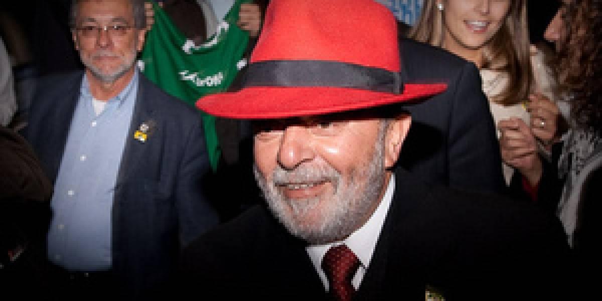 Presidente Lula da Silva y su discurso en FISL 10