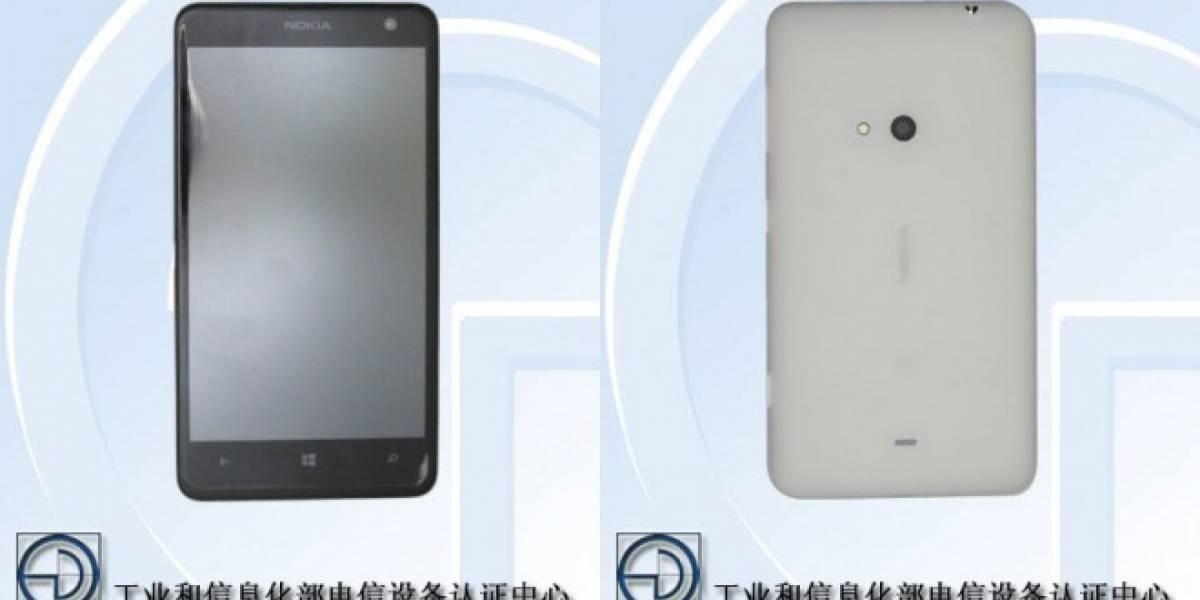 Lumia 625: un modelo de gama baja con LTE y pantalla de 4.7 pulgadas