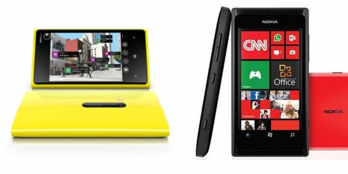 Chile: Firmware de Lumia 920 y 505 para operadores chilenos aparece en Navifirm