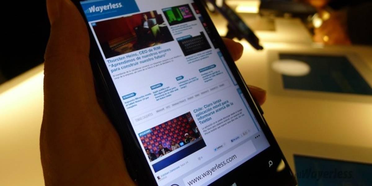 El Lumia 920 llega a España con Vodafone