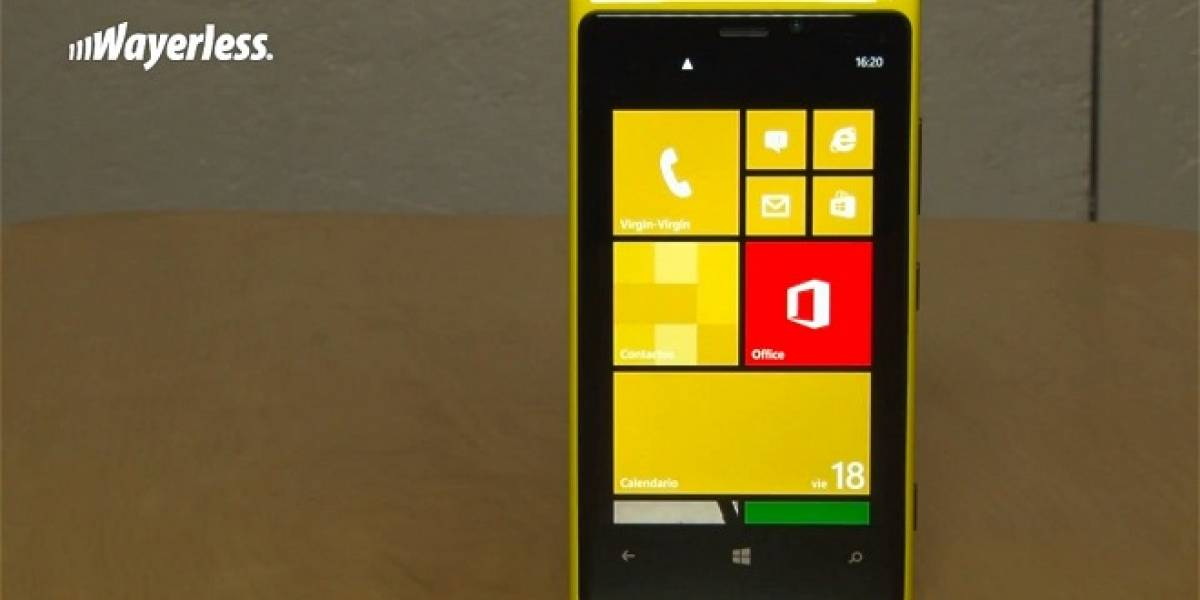 Aparece en Navifirm actualización Beta llamada GDR2 para Windows Phone