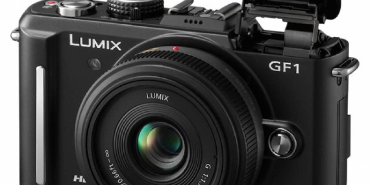 Video: Lumix GF1 a primera vista