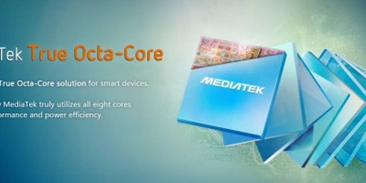 MediaTek confirma que están haciendo un procesador de ocho núcleos mejor que el de Samsung
