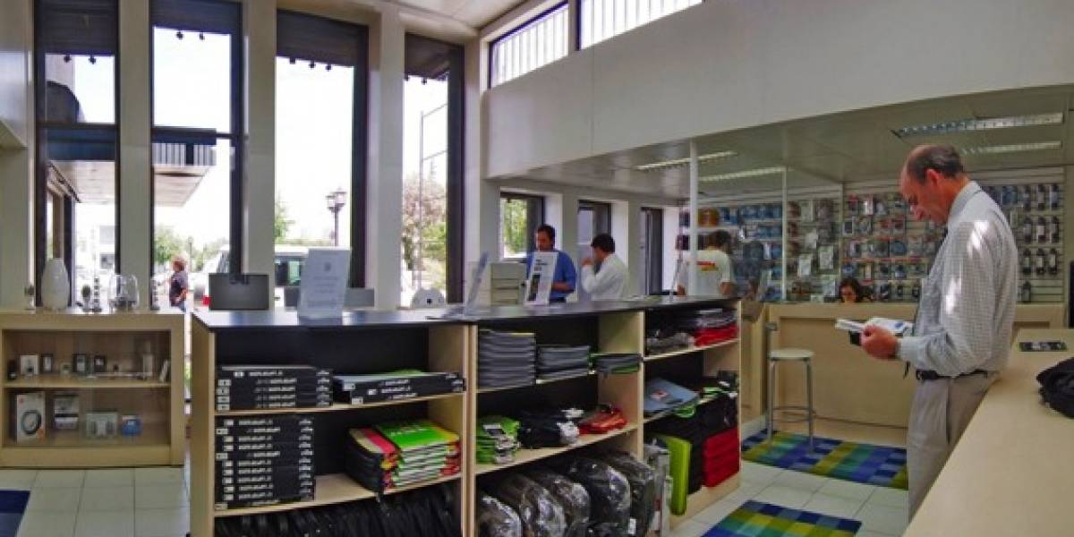Chile: Nuevas Tiendas Apple Premium Reseller