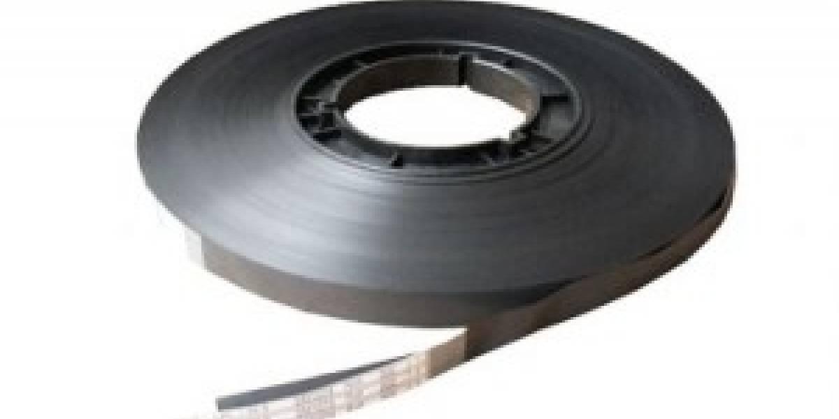 Desarrollan cinta magnética que almacena 35 TB