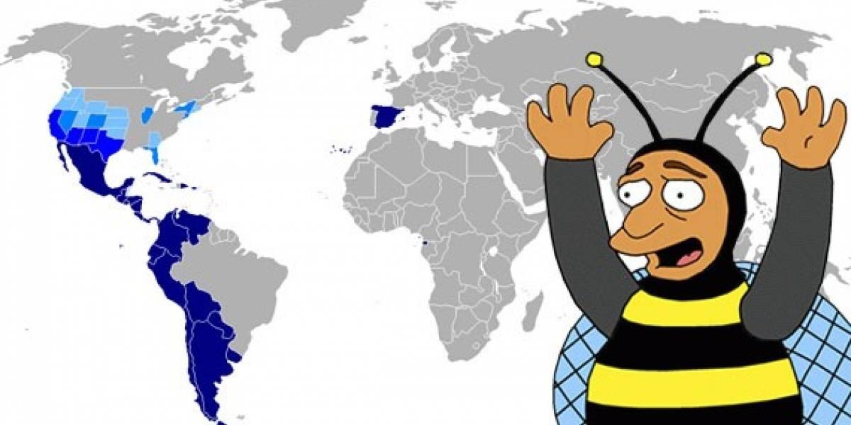 Español: Segunda lengua materna en el mundo y tercera en Internet