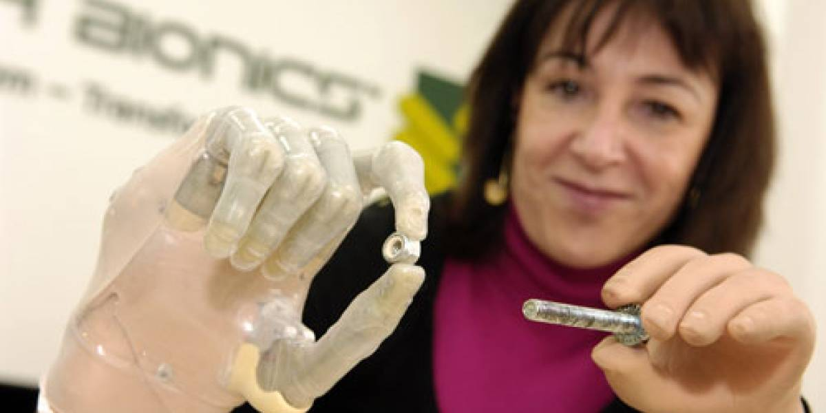 "Prodigits: Touch Bionic presenta sus ""dedos biónicos"""