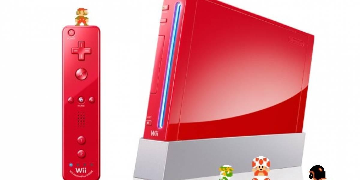 La Nintendo Wii lo ha vendido todo en Estados Unidos