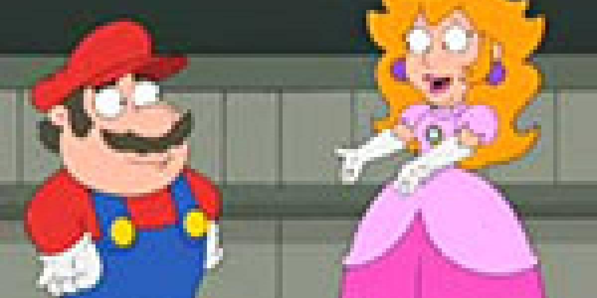 El final secreto de Mario Bros por fin! Muahahahahaha!
