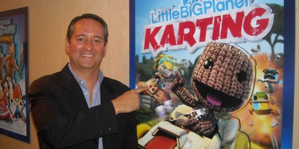 NB Entrevista: Mark Stanley, Gerente General de PlayStation para Latinoamérica
