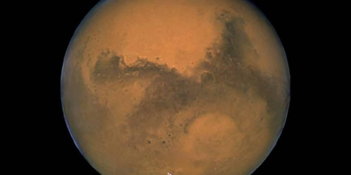 Marte y la Luna se verán más brillantes esta noche