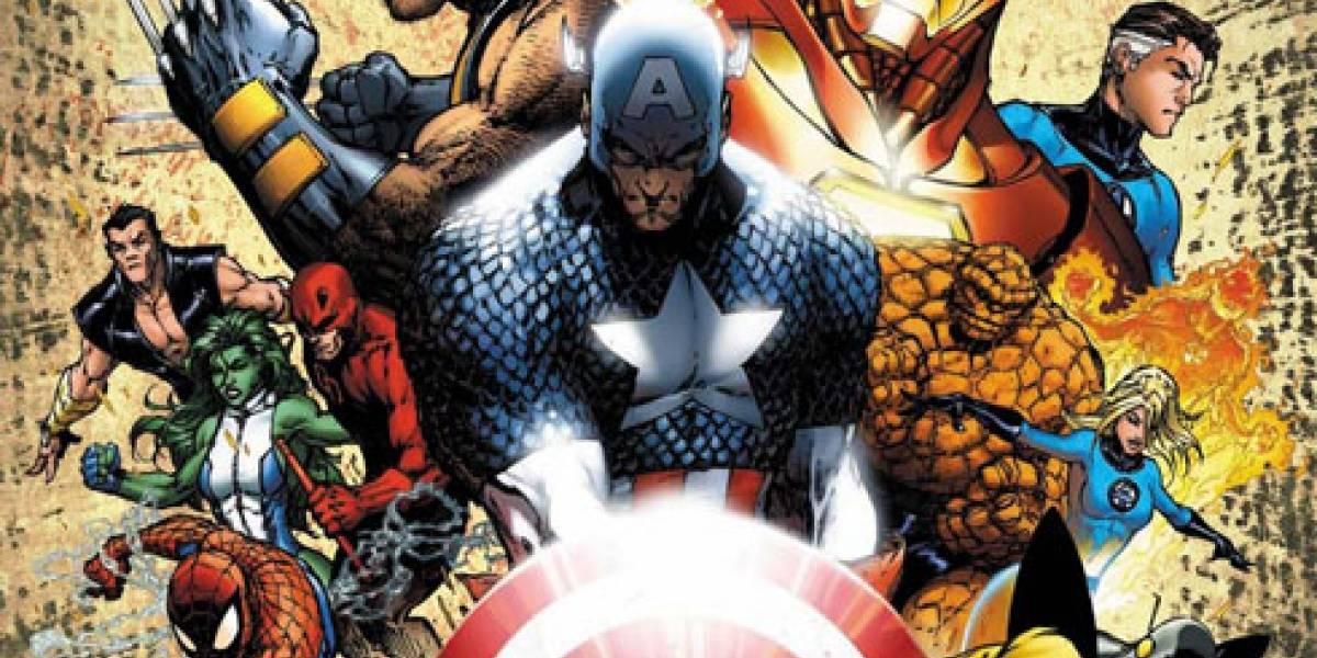 Disney compra a Marvel Entertainment