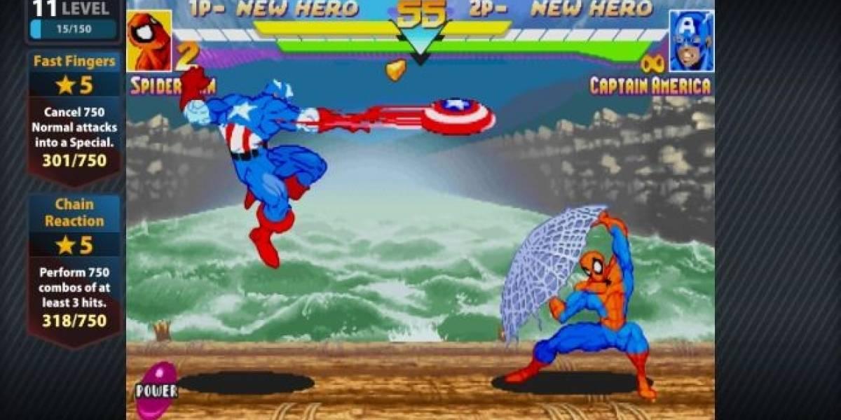 Revelan fecha de lanzamiento de Marvel vs Capcom: Origins