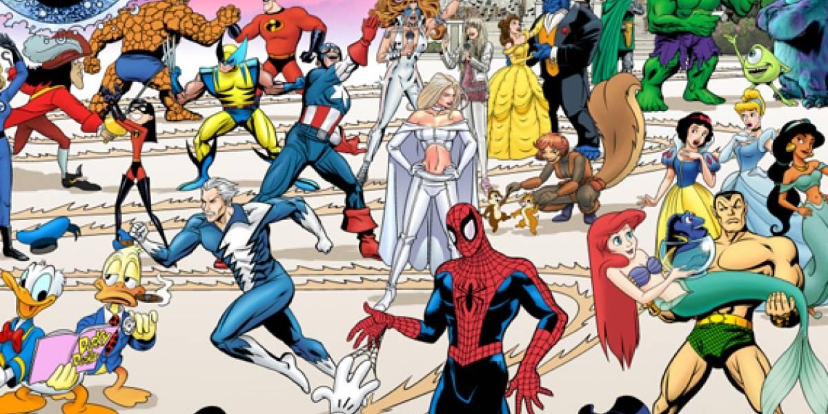 Disney completa la compra de Marvel y compra parte de la compañía de Stan Lee