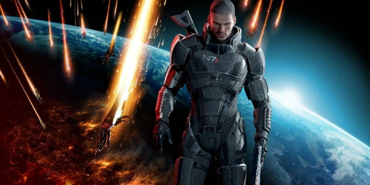 Película de Mass Effect tiene nuevo escritor