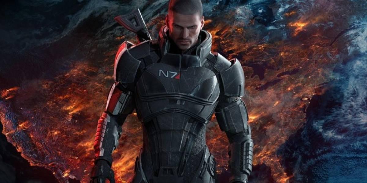 Final extendido de Mass Effect 3 ya tiene fecha de salida