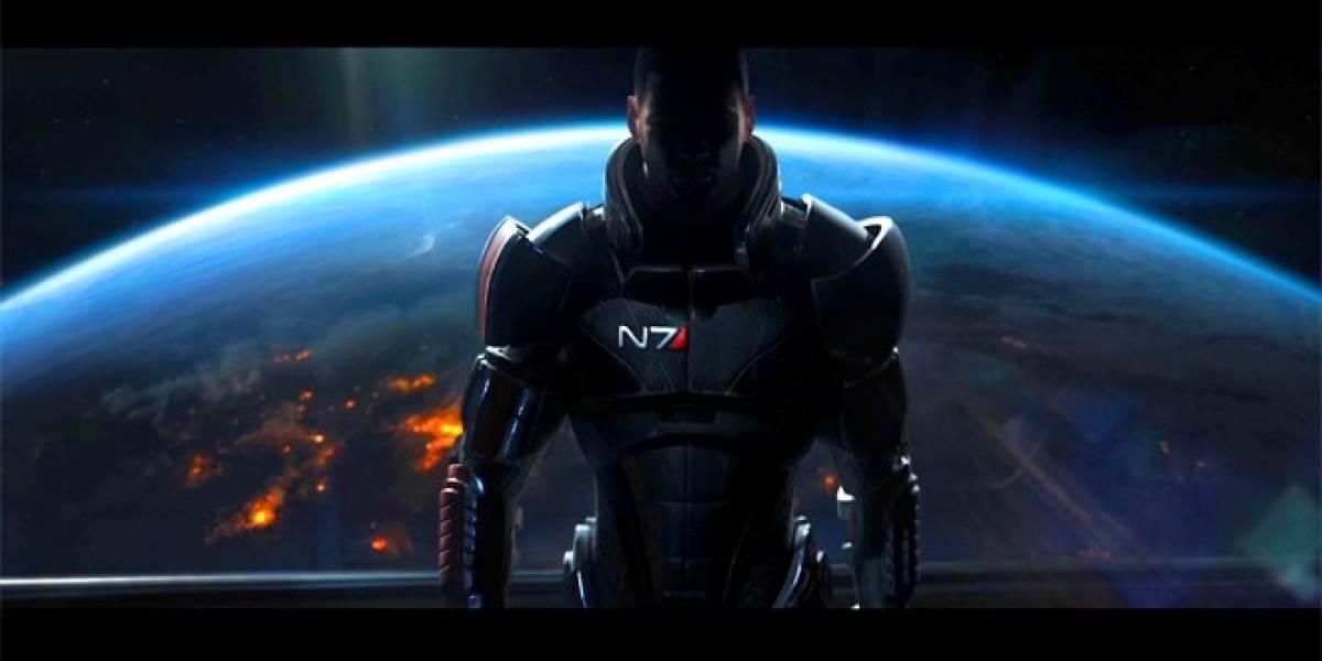 E3 2012: Mass Effect 3 y otros juegos de terceros llegan a Wii U