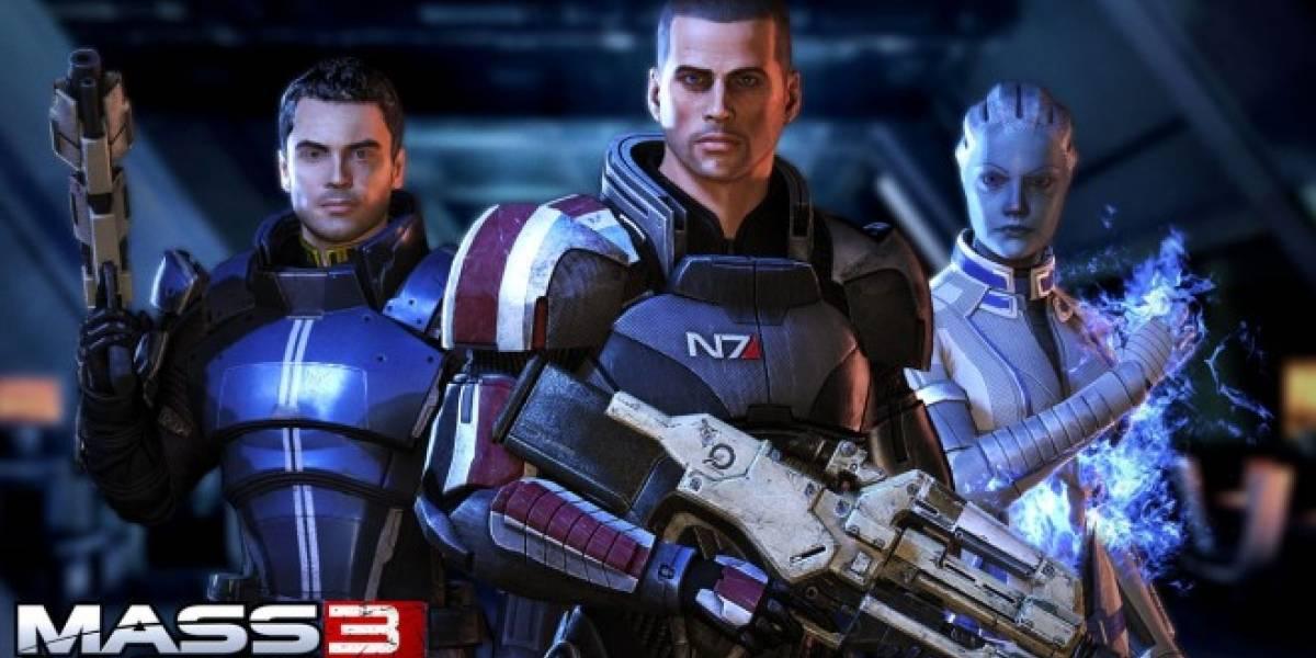BioWare revela detalles de Mass Effect 3 para Wii U