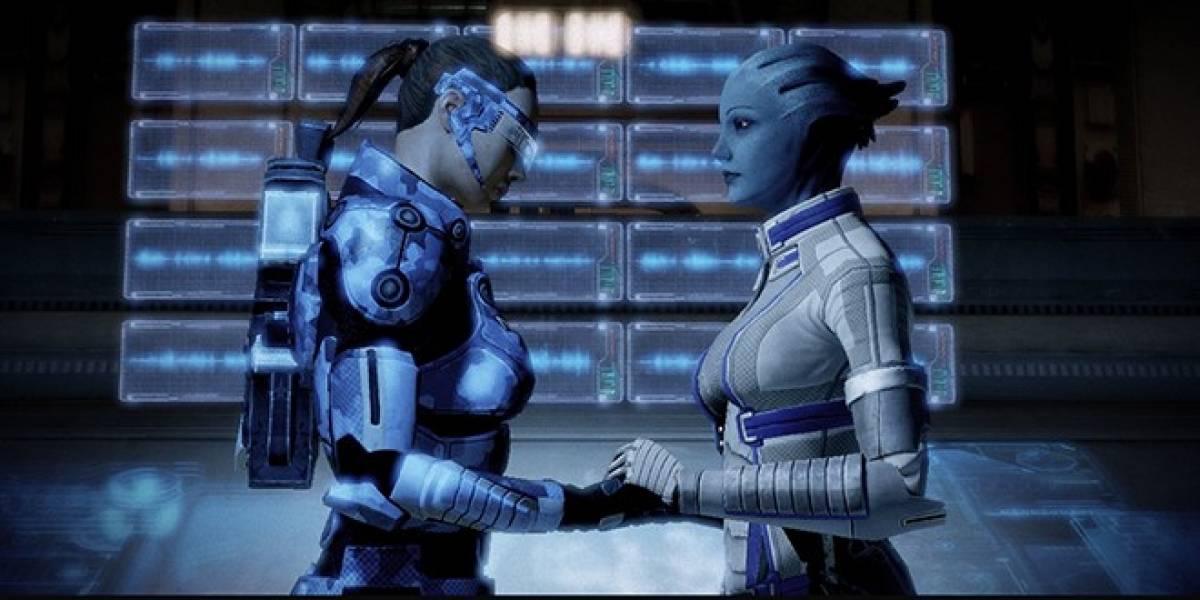 BioWare pregunta: El siguiente juego de Mass Effect, ¿debe ser secuela o precuela?