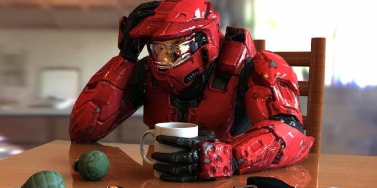 343 Industries niega el desarrollo de Halo 2 Anniversary