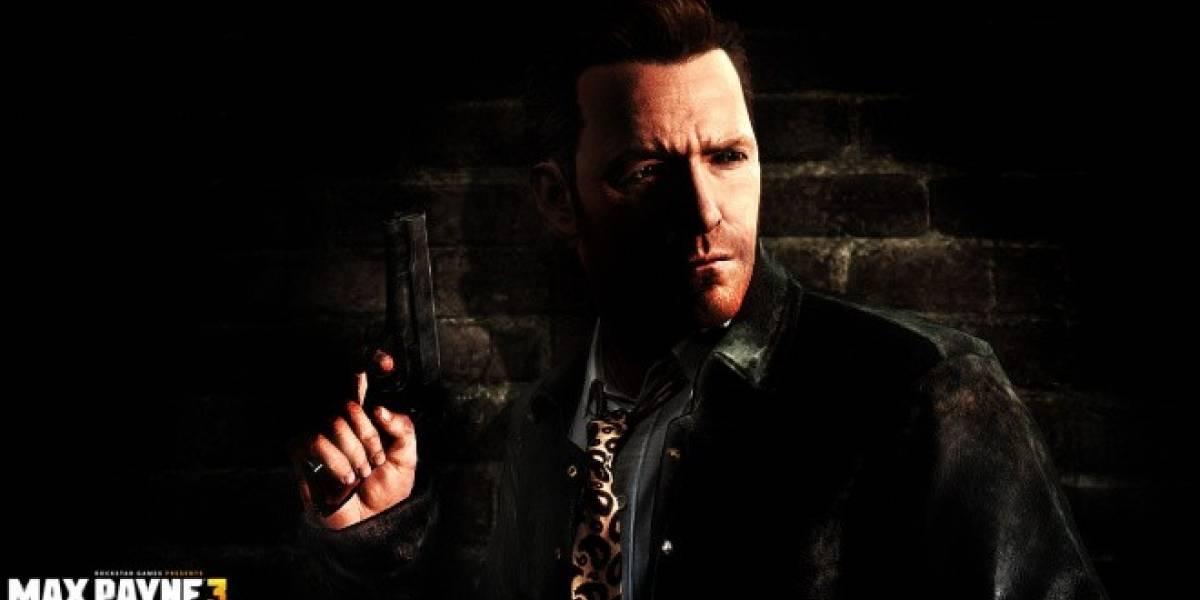 Rockstar quiere que sus rostros sean parte del multijugador de Max Payne 3