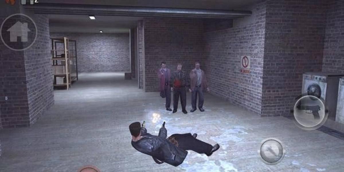 Finalmente Max Payne llega a Android esta semana