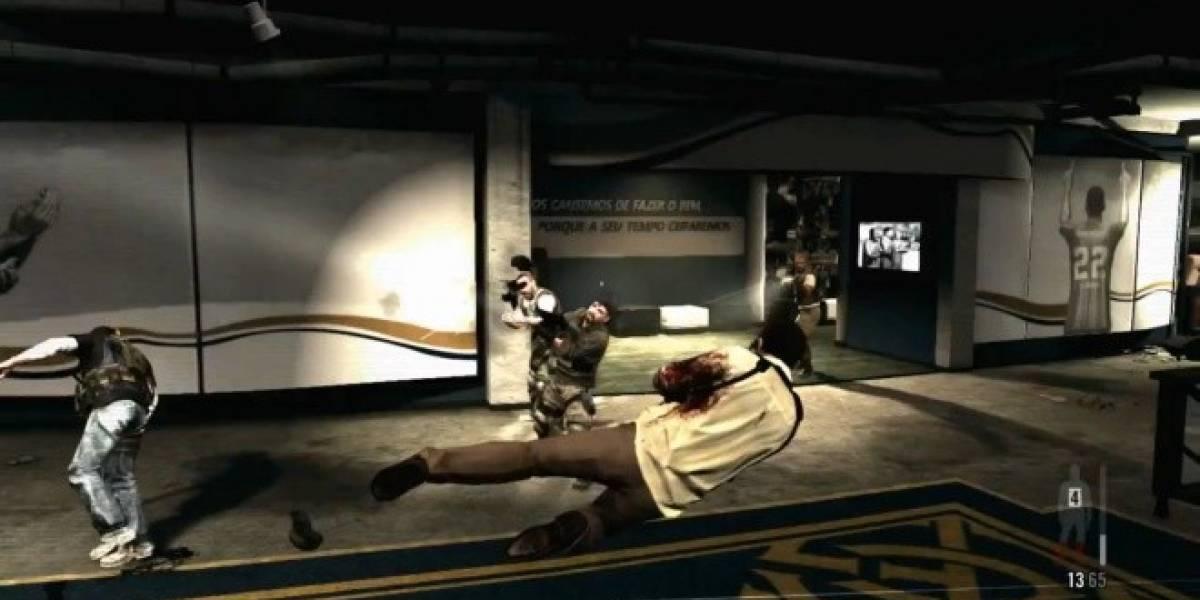 Los tramposos de Max Payne 3 serán puestos en cuarentena