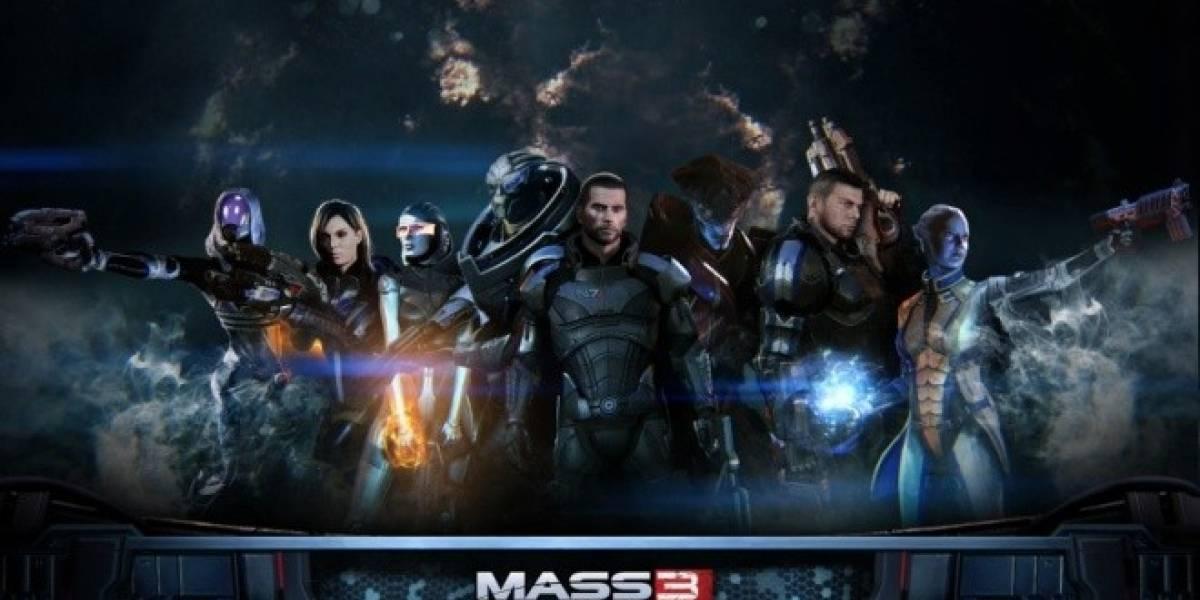 Ya hay fecha para Leviathan, el nuevo DLC de Mass Effect 3