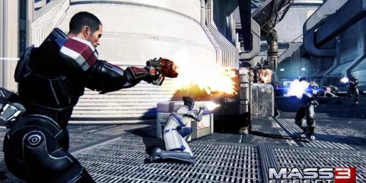 Mass Effect 3 recibe nuevo paquete de armas