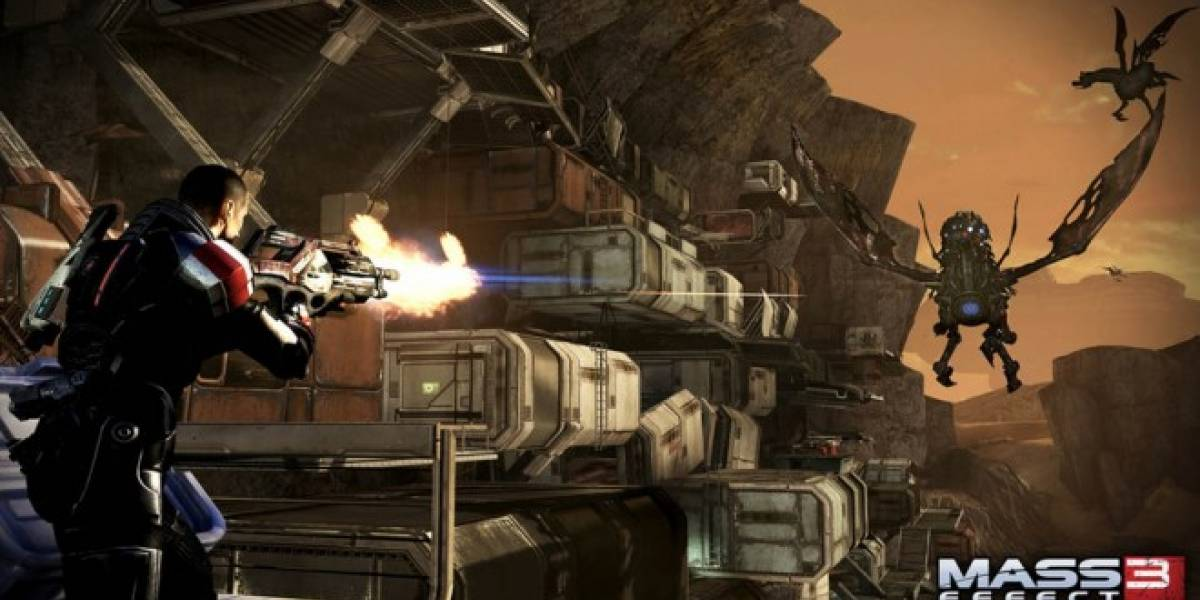 Multijugador de Mass Effect 3 cambiará las Operaciones por los Desafíos