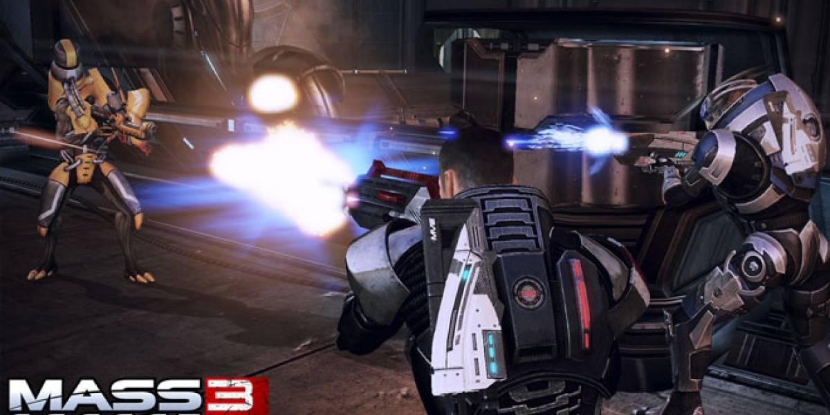 Mass Effect 3 para Wii U: cercano a Xbox 360 y lejos de PlayStation 3