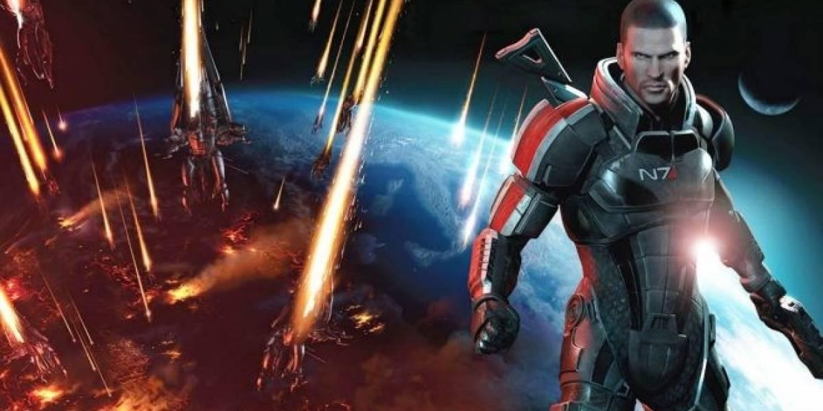 BioWare habla del futuro de Mass Effect y de las ideas que quedaron en el camino