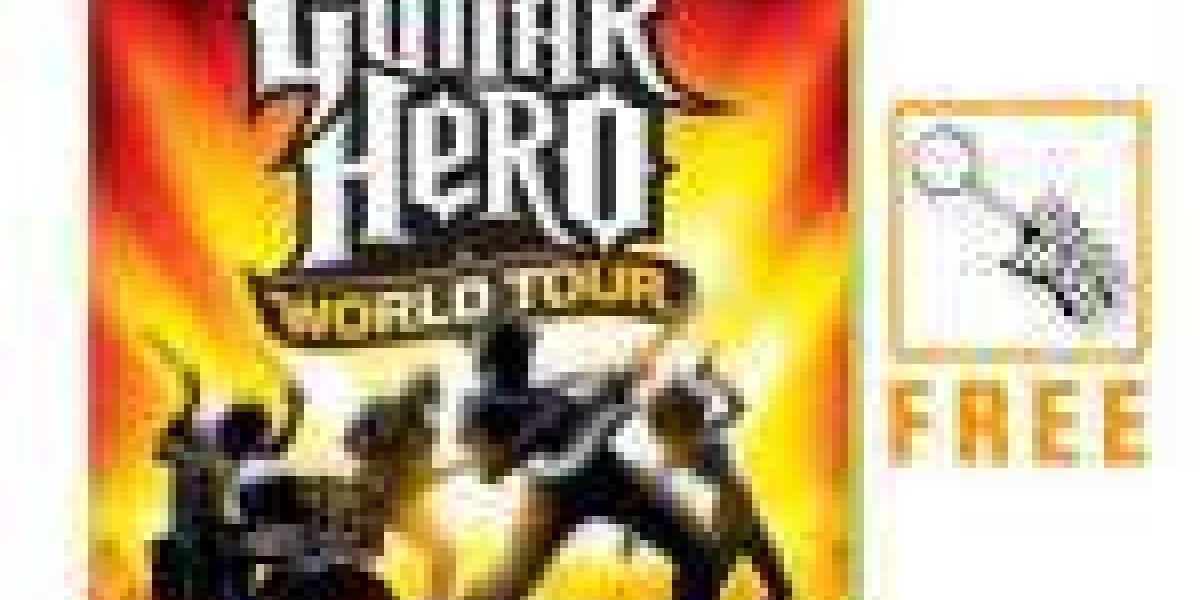 Los precios de Guitar Hero: World Tour