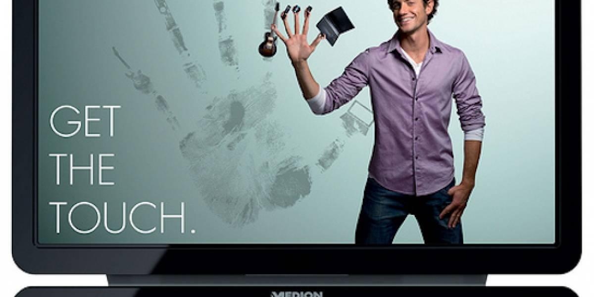 Medion Touch X9613: Un todo en uno multitáctil para tu salón