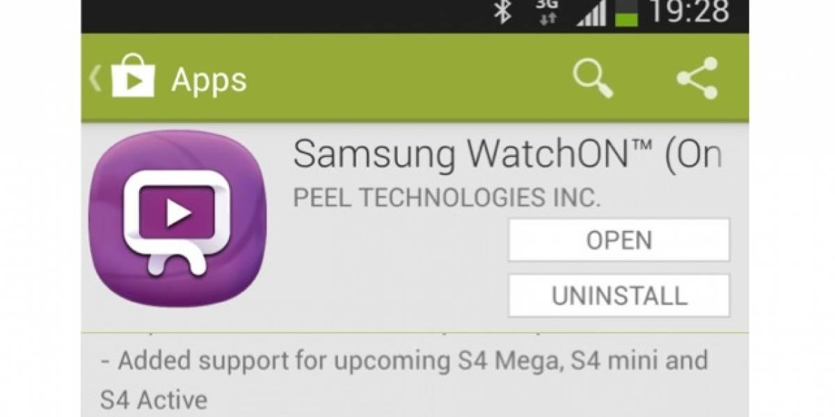 Samsung Galaxy S4 Mega, ¿otro más en la familia?